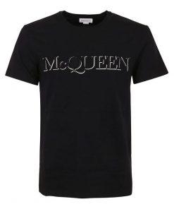 Alexander McQueen T-Shirt For Men And Women
