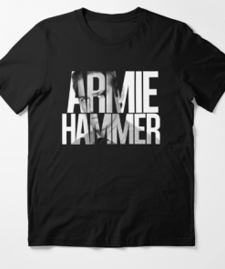 Armie Hammer Graphic T-shirt For Unisex by Teesstar