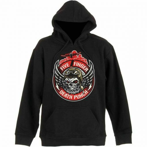 Five Finger Death Punch Hoodie For Unisex