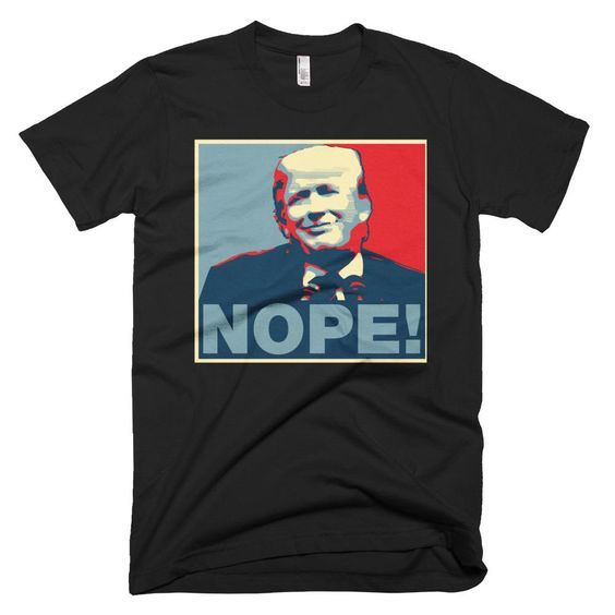 NOPE A HOPE Parody T Shirt For Unisex - Home