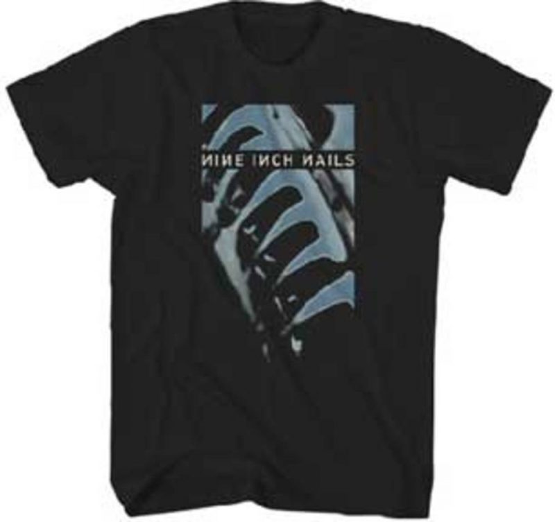 Nine Inch Nails T Shirt For Unisex 800x753 - Home