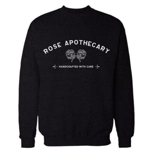 Rose Apothecary Sweatshirt Ready For Unisex
