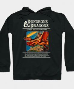 Get It Now Dungeons And Dragons Hoodie For Unisex