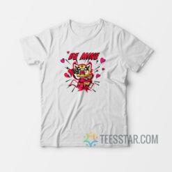 Aggretsuko Be Mine Valentine T-Shirt