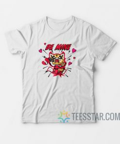 Aggretsuko Be Mine Valentine T-Shirt