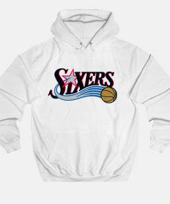 Get It Now Nike Sixers Hoodie For Men And Women