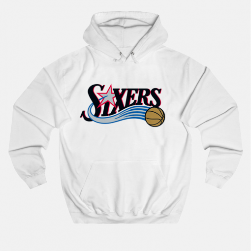 Nike Sixers Hoodie For Men And Women