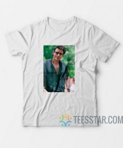 Jeff Goldblum Jurassic World T-Shirt