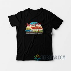 Marvel Wandavision Westview Retro T-Shirt