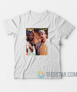 Alex Lebron It Ain't Easy Being This Good T-Shirt