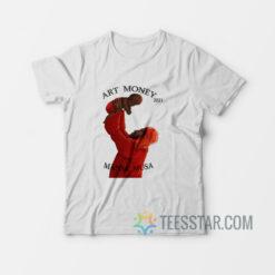 Art Money 2021 Mansa Musa T-Shirt