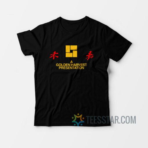 A Golden Harvest Presentation Cult Production Company T-Shirt