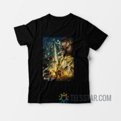 Attack On Titan Season 4 T-Shirt