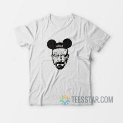 Walter White Walt Disney T-Shirt
