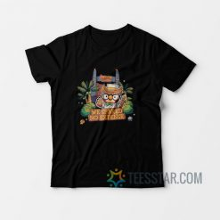 We Spared No Expense Blathers Animal Crossing Villager T-Shirt