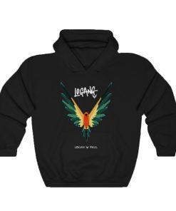 Logan Paul Logo Bird Logang Hoodie