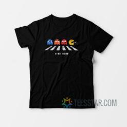 8-bit Abbey Road T-Shirt