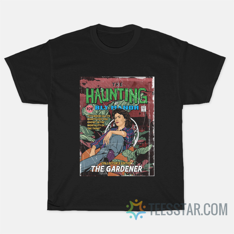 The Haunting Of Bly Manor T-Shirts