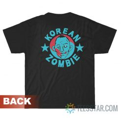 Korean Zombie Chan Sung Jung Front Back T-Shirt