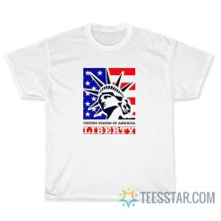 4th Of July United States Of America Liberty T-Shirt