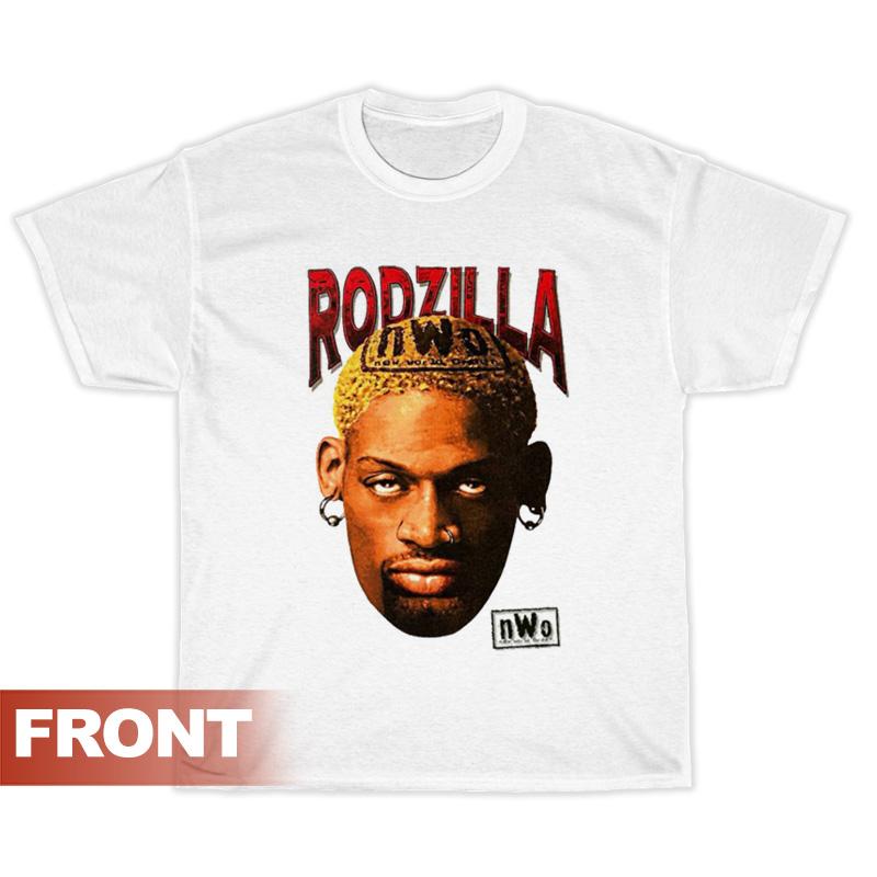 Rodzilla Dennis Rodman nWo T-Shirt