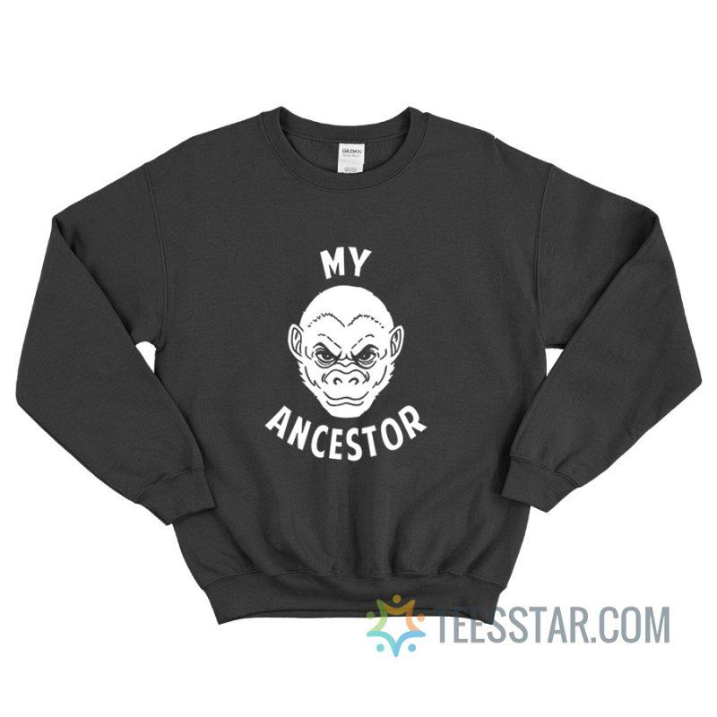 My Ancestor Comic Sweatshirt For Unisex
