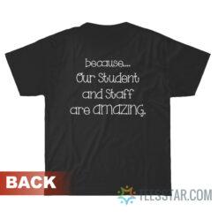 I Choose To Stay Principle EL T-Shirt