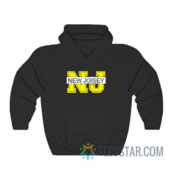 80s New Joisey New Jersey Hoodie