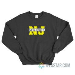 80s New Joisey New Jersey Sweatshirt