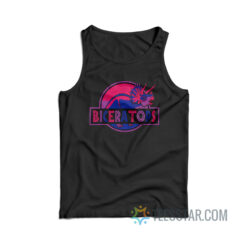 Biceratops Bisexual Ceratops Tank Top